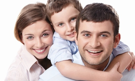 $29 for a Portrait Session, Image CD, Five Portrait Sheets, and Wall Portrait at Sears Portrait Studio ($204.86 Value)
