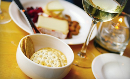 Wine or Beer Tasting with Cheese Pairings for Two or Four at Sunfish Cellars (Up to 61% Off)