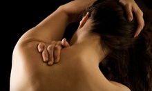 $39 for a One-Hour Massage and Chiropractic Consultation at Great South Bay Chiropractic in Patchogue ($99 Value)