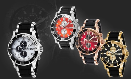 Invicta Sea Spider Men's Chronograph Watches