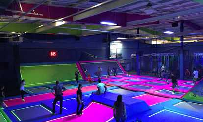 Airbound trampoline park coupons
