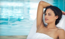 $75 for Spa Package with Massage, Sauna Session, Facial, and Nail Service at CZ Day Spa and Fitness Center ($150 Value)