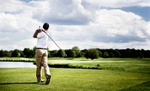 9-Hole Round for Two or Four on Monday–Thursday or Saturday–Sunday at The Golf Club at Water's Edge (Up to 53% Off)