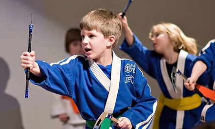 Six Weeks of Karate Classes with Uniform, or Birthday Party for Up to 10 at Warhorse Martial Arts (Up to 81% Off)