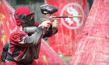 Full-Day Paintball Outing for One, Two, or Four with Gear and Ammunition at Long Live Paintball (Up to 65% Off)