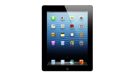 iPad 2 de 16 GB recondicionado em preto por 199 €