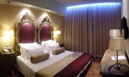 Hotel Urgeiriça 4* — Serra da Estrela: 1-2 noites para 2 com pequeno-almoço, tratamento VIP e late check-out desde 44€