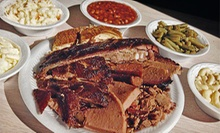 $10 for $20 Worth of Barbecue at Oklahoma Style Bar-B-Que