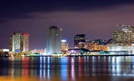 Stay at Maison St. Charles in New Orleans. Dates available into October.