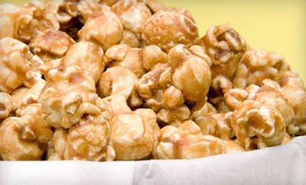 Gourmet Chicago-Style Popcorn at Just Poppin Gourmet Popcorn (Half Off). Two Options Available.