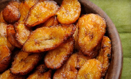 Jamaican Food for Lunch or Dinner for Two or Four at The Kountry Style (Up to 52% Off)