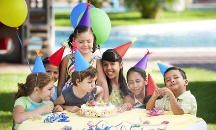 Weekend or Anytime Birthday Package with Outdoor Play Area for Up to 15 Kids from Backyard Specialists (45% Off)