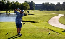 18-Hole Round of Golf with Cart Rental for Two or Four at The Woodlands Golf Club (Up to 56% Off)