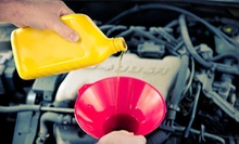 Two Express or Four Preferred Oil Changes with Tire Rotation at Hookset Automotive (Up to 62% Off)
