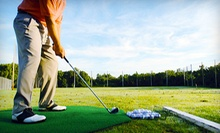 C$35 for a Private 30-Minute Golf Lesson and Driving Range Balls at Summerland Golf and Country Club (C$70 Value)