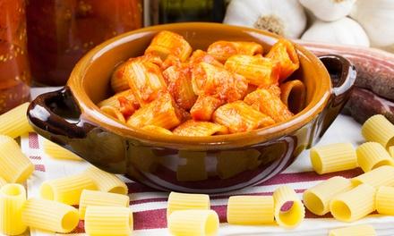 San Marco — Algés: menu italiano para 2 ou 4 com couvert, entradas, pratos principais, sobremesas e bebidas desde 16€