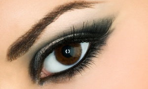 Eyelash Tinting & Eyebrow Waxing