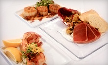Italian Food and Tapas for Lunch or Dinner for Two or Four at Europa Italian Cafe & Tapas Bar (Half Off)