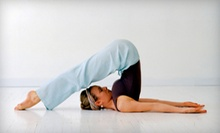 10 Yoga Classes or Six Months of Unlimited Yoga Classes at Fusion Fitness and Yoga (Up to 69% Off)