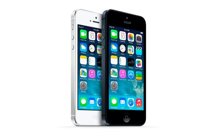 iPhone 5 recondicionado de 16, 32 ou 64 GB desde 259 € com envio gratuito