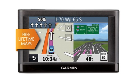 Garmin nüvi 42LM with Lifetime Map 4.3