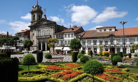 Trovador City Guest House — Guimarães: 1 ou 2 noites para duas pessoas com pequeno-almoço e late check-out desde 34€