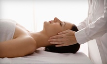 One or Two Reiki or Guided-Meditation Sessions or One Salt-Glow Body Treatment at The Peace Center (Up to 56% Off)
