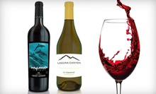 $39 for a Wine-Tasting Package for Two with Take-Home Wine at Laguna Canyon Winery in Laguna Beach ($91 Value)