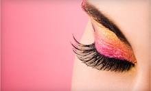 Mink Lash Extensions with Optional Touch-Up at Flutter Lash & Beauty Boutique (Up to 73% Off)