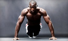 10 or 20 Express Boot-Camp Classes at Snap Fitness South Holland (Up to 81% Off)