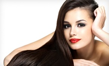 Haircut and Conditioning with Optional Partial Highlights at Changes Hair Design with Kristen Jones (Up to 60% Off)
