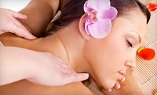 Massage, Facial, or Both with Foot Massage, Beverage, and Chocolates at Bliss &amp; Care (Up to 56% Off)