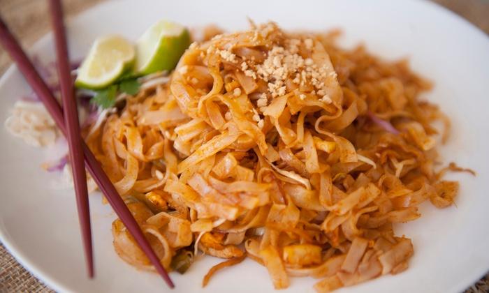 Thai food royal siam thai cuisine groupon for At siam thai cuisine