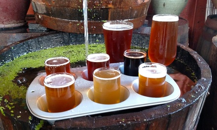 Craft Beer Package at Valley Center Brewery (Up to 61% Off). Two Packages Available.