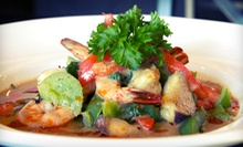 Thai Food and Drinks at Yak Thai Cuisine (Up to 53% Off). Two Options Available.