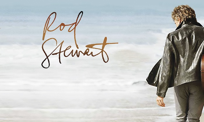 Cuffe & Taylor - Multiple Locations: Rod Stewart Live: Single Ticket for Brighton, Stoke or Blackpool for £55 (21% Off)