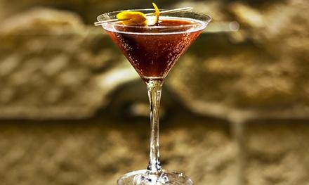 PORTUS BAR — Baixa: 2 ou 4 cocktails, mocktails, gins ou runs à escolha da carta desde 6,90€