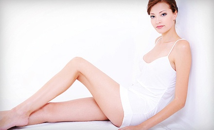 Six Laser Hair-Removal Treatments on a Small, Medium, Large, or Extra-Large Area at Ageless Advantages (Up to 77% Off)