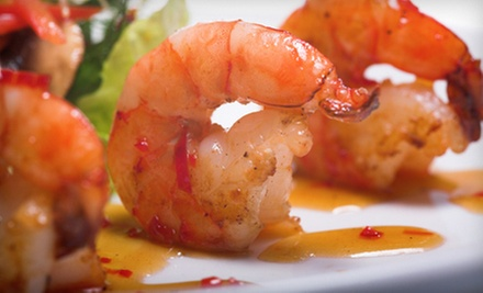Tapas Plates for Two, Three, or Four at La Casa de Tapas (Up to 65% Off)