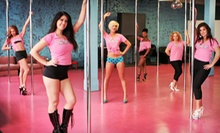 $20 for One Month of Unlimited Pole-Dance and Fitness Classes Plus Unlimited Bed Tanning at Pole Worx ($60 Value)