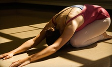 10 or 20 Yoga or Fitness Classes at A Day Away Salon & Spa (Up to 66% Off)