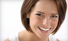 Dental Exam with Consult, X-rays, and Cleaning, or Zoom! Teeth Whitening with Dr. Kshama Kheny, D.D.S. (Up to 88% Off)