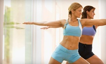 5 or 10 Classes at Yoga with Nicole (Up to 74% Off)