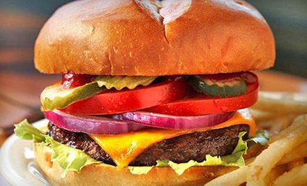 $15 for Cheeseburgers, Fries, and Soft Drinks for Two at Jack's Prime ($24.50 Value)
