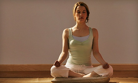 10 or 15 Drop-In Yoga Classes at A Relaxed You (Up to 69% Off)