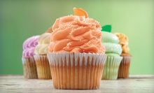 6 or 12 Gourmet Cupcakes at Gigi's Cupcakes (Up to 47% Off)