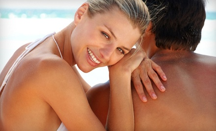 One, Three, or Six Airbrush Tans at Boca Tanning Salon (Up to 73% Off)