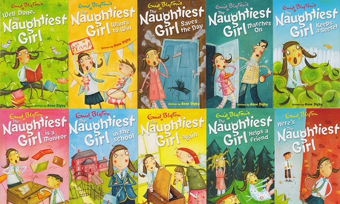 the naughtiest girl is a monitor pdf