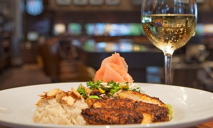 New American Food for Dine-in or Take-Out at Scotty Browns (40% Off)