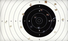 Shooting Session for Three or a 30-Day Gun-Range Membership for One at Family Indoor Shooting Range (Half Off)